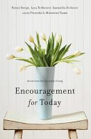 Encouragement for Today PDF