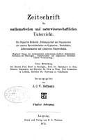 Zeitschrift f  r mathematischen und naturwissenschaftlichen Unterricht PDF
