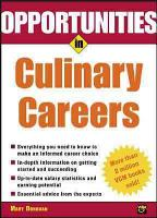 Opportunities in Culinary Careers PDF