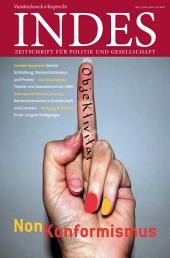 Nonkonformismus: Indes. Zeitschrift für Politik und Gesellschaft 2016, Ausgabe 3