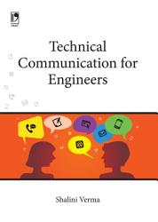 Technical Communication For Engineers Book PDF