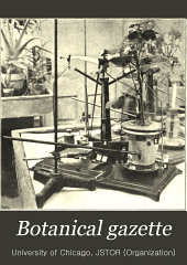 Botanical Gazette: Volume 52