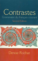 Contrastes   The Oxford New French Dictionary PDF