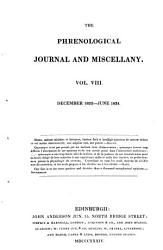 The Phrenological Journal and Miscellany