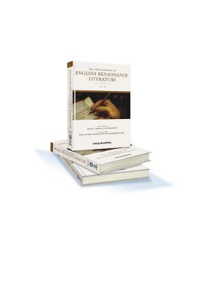 The Encyclopedia of English Renaissance Literature