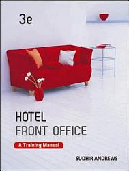 Hotel Front Office  A Training Manual PDF