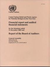 Financial Report and Audited Financial Statements for the Biennium Ended 31 December 2005