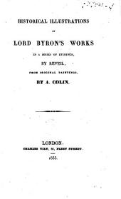 Historical Illustrations of Lord Byron's