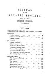 Journal of the Asiatic Society of Bengal: Volume 35, Part 2
