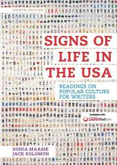 Signs of Life in the USA: Readings on Popular Culture for Writers, Edition 8