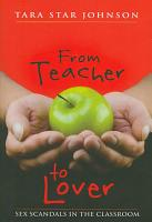 From Teacher to Lover PDF