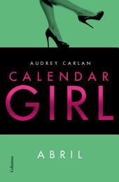 Calendar Girl. Abril (Edició en català)