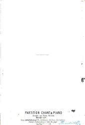 La fille de Madame Angot: opéra comique en 3 actes, Volume14