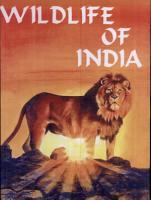 Wildlife Of India PDF