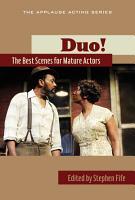 Duo   The Best Scenes for Mature Actors PDF