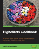 Highcharts Cookbook PDF
