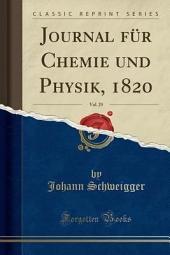 Journal für Chemie und Physik: Band 64