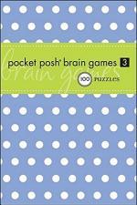 Pocket Posh Brain Games 3