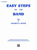 Easy Steps to the Band: B-Flat Clarinet