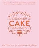 Designer Cake Decorating PDF