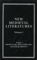 New Medieval Literatures PDF
