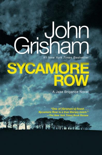 Download Sycamore Row Book