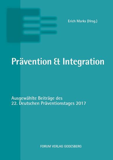 Pr  vention   Integration PDF