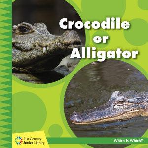 Crocodile or Alligator PDF