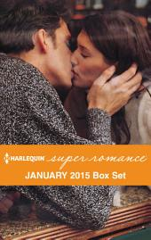 Harlequin Superromance January 2015 - Box Set: More Than Neighbors\Tempting Donovan Ford\Convincing the Rancher\The Daughter He Wanted
