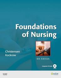Foundations Of Nursing E Book Book PDF
