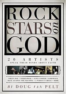 Rock Stars on God Book