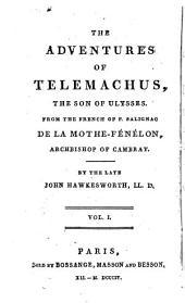 Las Aventuras De Telémaco, Hijo De Ulises: Volume 1