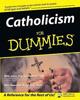 Catholicism For Dummies Book
