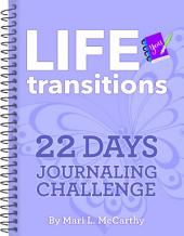Life Transitions 22 Days Journaling Challenge