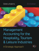 Management Accounting for the Hospitality  Tourism and Leisure Industries 3rd Edition PDF