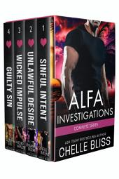 ALFA Investigations Complete Series: Romantic Suspense Anthology