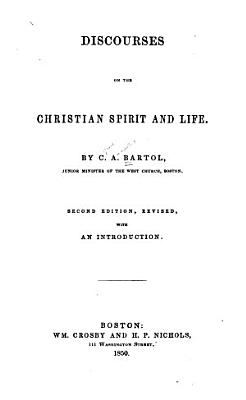 Discourses on the Christian Spirit and Life PDF