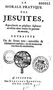 La morale pratique des Jésuites