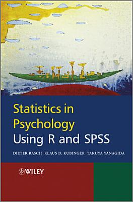 Statistics in Psychology Using R and SPSS