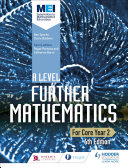 MEI A Level Further Mathematics Year 2 4th Edition