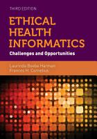 Ethical Health Informatics PDF