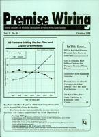 Premise Wiring Newsletter PDF
