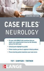 Case Files Neurology, Second Edition: Edition 2
