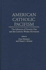 American Catholic Pacifism PDF