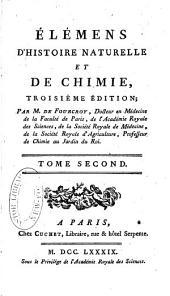 Élémens d'histoire naturelle et de chimie: Volume2