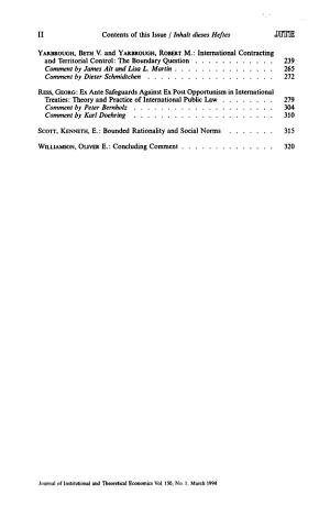Die Grenzen der Freiheit PDF