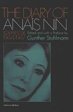 The Diary of Anaïs Nin, 1944–1947