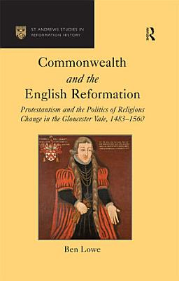 Commonwealth and the English Reformation PDF