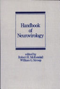 Handbook of Neurovirology