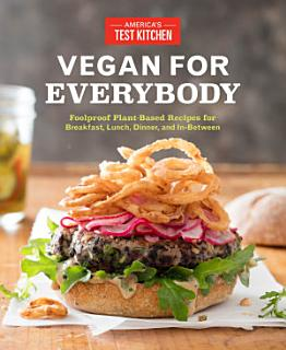 Vegan for Everybody Book